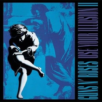 GUNS N' ROSES: USE YOUR ILLUSION II (2LP VINYL)