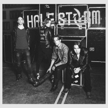 HALESTORM: INTO THE WILD LIFE (CD)