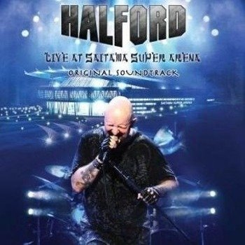 HALFORD: LIVE AT SAITAMA SUPER ARENA (CD)