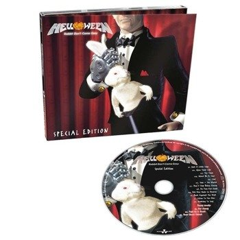 HELLOWEEN: RABBIT DON'T COME EASY (CD DIGIPACK)