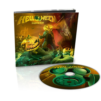 HELLOWEEN: STRAIGHT OUT OF HELL (CD DELUXE)
