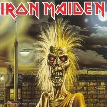 IRON MAIDEN: IRON MAIDEN (CD)