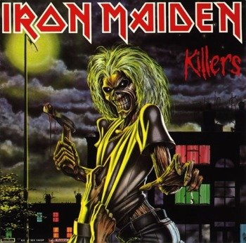IRON MAIDEN: KILLERS (LP VINYL)