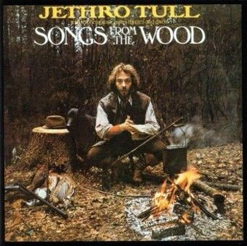 JETHRO TULL: SONGS FROM THE WOODS (CD) REMASTER