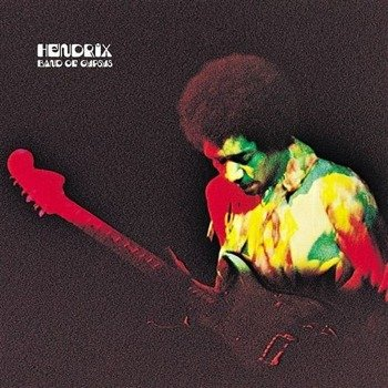 JIMI HENDRIX: BAND OF GYPSYS (CD)