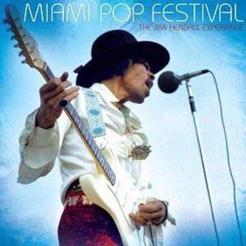 JIMI HENDRIX EXPERIENCE: MIAMI POP FESTIVAL (CD)