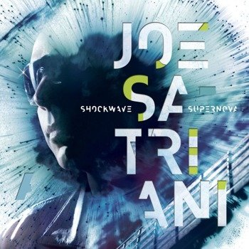 JOE SATRIANI : SHOCKWAVE SUPERNOVA (2LP VINYL)