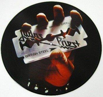 JUDAS PRIEST: BRITISH STEEL (LP VINYL)