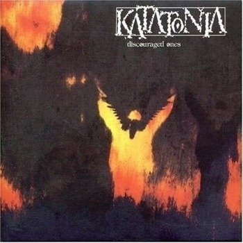 KATATONIA: DISCOURAGED ONES (CD)