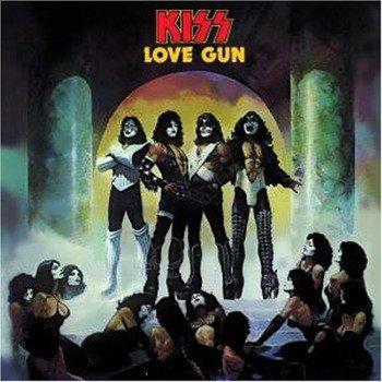 KISS: LOVE GUN (WERSJA ZREMASTEROWANA) (CD)
