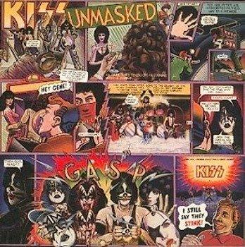 KISS: UNMASKED (WERSJA ZREMASTEROWANA) (CD)