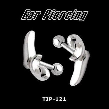 KOLCZYK PIERCING DO UCHA TRIBAL 5 [TIP-121]