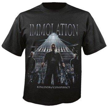 Koszulka IMMOLATION - KINGDOM OF CONSPIRACY