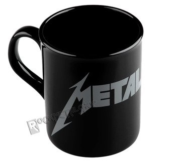 Kubek METALLICA - GREY LOGO