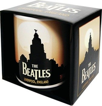 Kubek THE BEATLES - LIVERPOOL