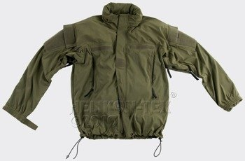Kurtka SOFT SHELL JACKET OLIVE