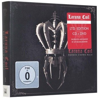 LACUNA COIL: BROKEN CROWN HALO (CD+DVD)