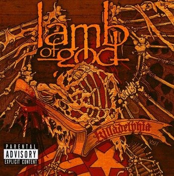 LAMB OF GOD : KILLADELPHIA (CD)