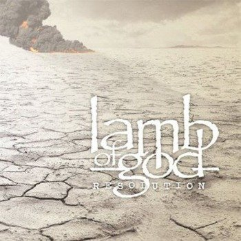 LAMB OF GOD : RESOLUTION (CD)