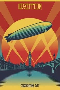 LED ZEPPELIN: CELEBRATION DAY (2CD+DVD)