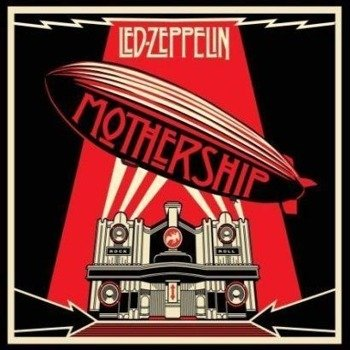 LED ZEPPELIN: MOTHERSHIP (CD)