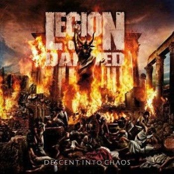 LEGION OF THE DAMNED: MALEVOLENT RAPTURE (CD)