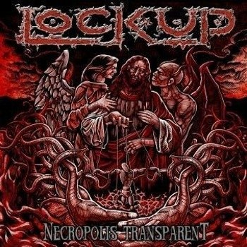 LOCK UP: NECROPOLIS TRANSPARENT (CD)