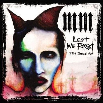 MARILYN MANSON: LEST WE FORGET (THE BEST OF) (CD)
