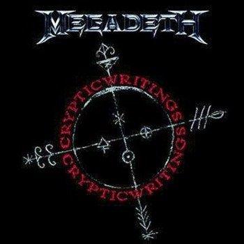 MEGADETH: CRYPTIC WRITINGS (CD)