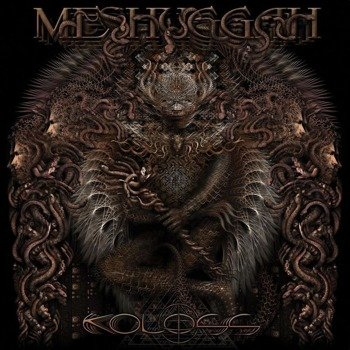 MESHUGGAH: KOLOSS (CD)