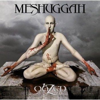 MESHUGGAH: OBZEN (CD)
