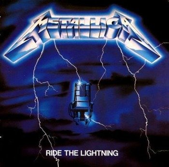 METALLICA: RIDE THE LIGHTNING (CD)