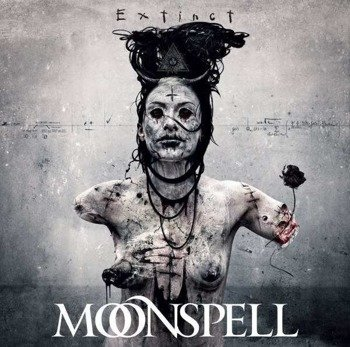 MOONSPELL : EXTINCT (CD)