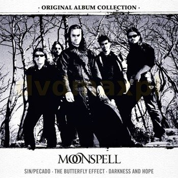 MOONSPELL : ORIGINAL ALBUM COLLECTION (3CD)