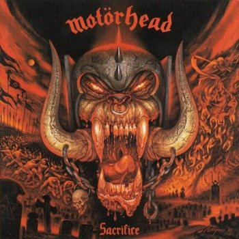 MOTORHEAD: SACRIFICE (CD)