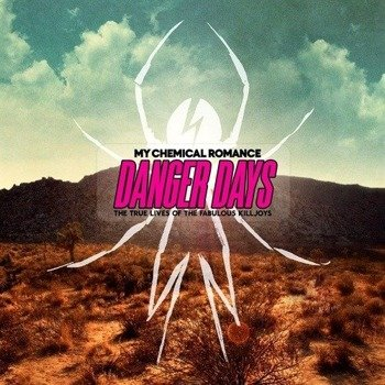 MY CHEMICAL ROMANCE: DANGER DAYS (CD)