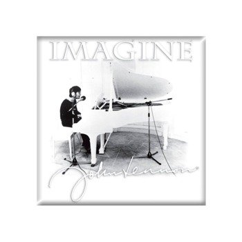 Magnes na lodówkę JOHN LENNON - IMAGINE