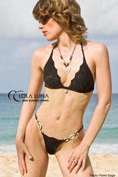 Mini Bikini Bermudes Black - od Lola Luna LL-027