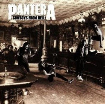 PANTERA: COWBOYS FROM HELL (CD)