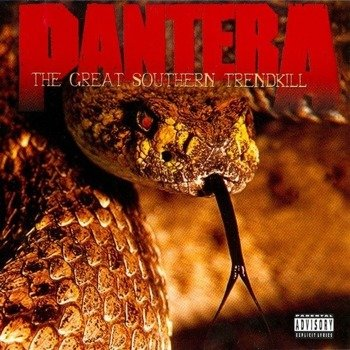 PANTERA: THE GREAT SOUTHERN TRENDKILL (CD)