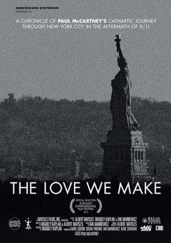 PAUL McCARTNEY: THE LOVE WE MAKE (BLU-RAY)