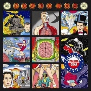 PEARL JAM: BACKSPACER INT (CD)