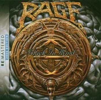 RAGE : BLACK IN MIND (REMASTERED) (CD)