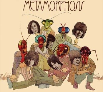 ROLLING STONES: METAMORPHOSIS (CD) REMASTER
