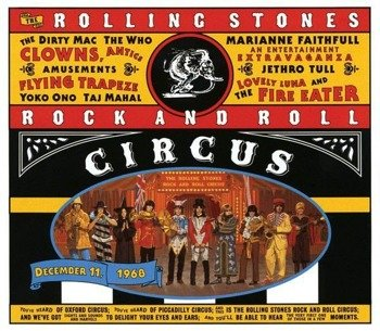 ROLLING STONES: ROCKANDROLL CIRCUS (CD) REMASTER