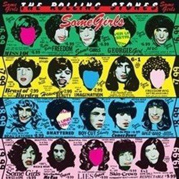 ROLLING STONES: SOME GIRLS (LP VINYL)