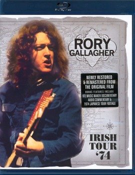 RORY GALLAGHER: IRISH TOUR '74 (BLU-RAY)
