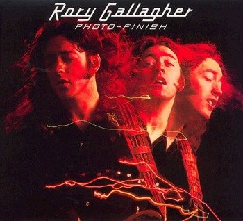 RORY GALLAGHER: PHOTO - FINISH (CD)