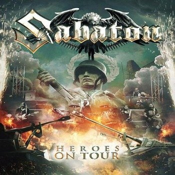 SABATON: HEROES ON TOUR (CD)