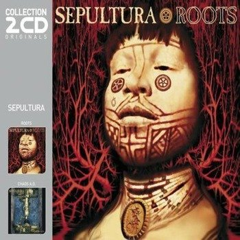 SEPULTURA: CHAOS A.D. + ROOTS (2CD)